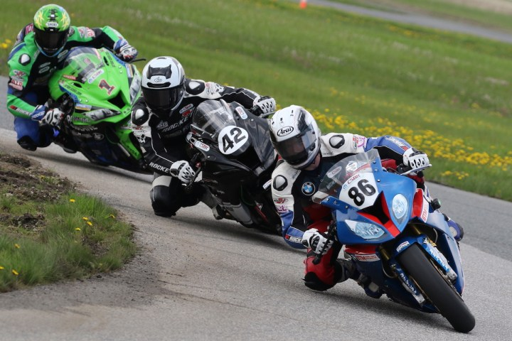 CSBK visits Grand Bend this weekend