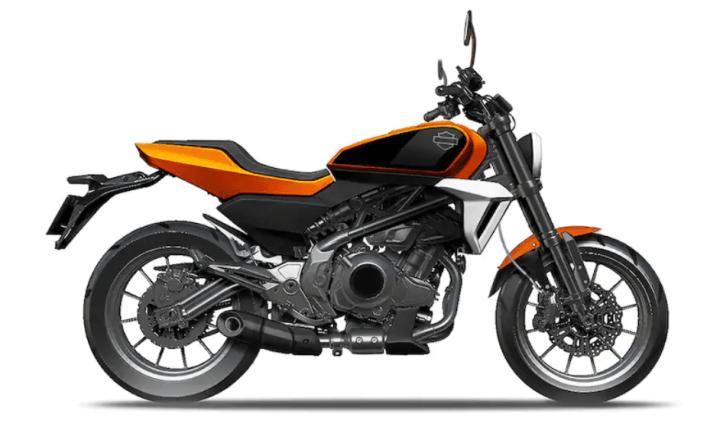 Harley-Davidson Chinese motorcycle