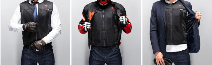 Dainese Smart Jacket brings airbag tech to any motorcyclist
