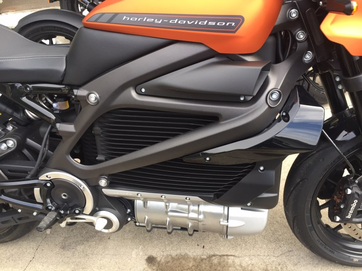 A quick ride on the Harley-Davidson Livewire | Canada Moto Guide