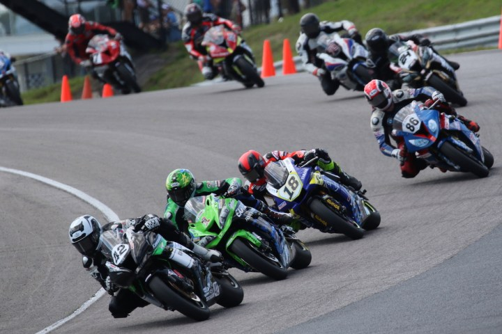 Protest after CSBK finale leads to no change in results