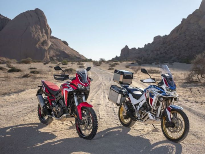 Honda unveils updated 2020 Africa Twin line