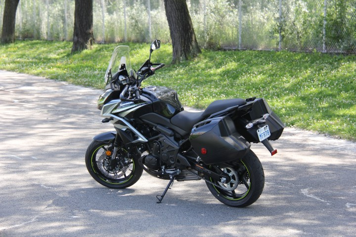 Test ride: 2019 Kawasaki 650 Versys