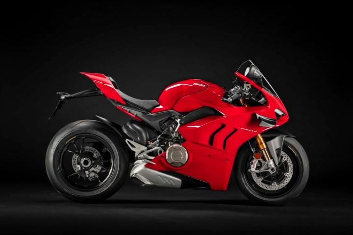 2020 Ducati Panigale V4 gets aero