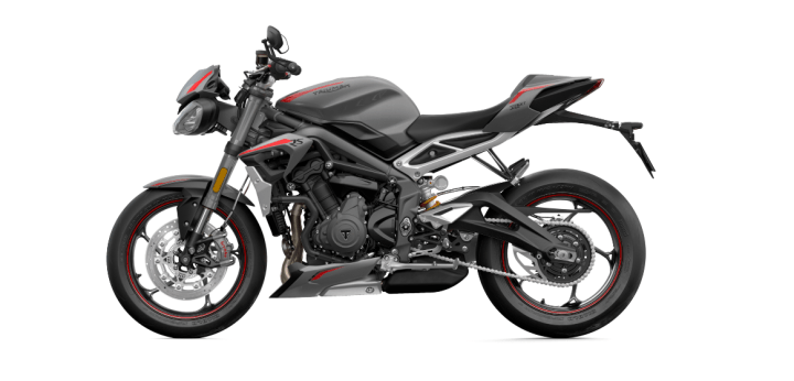 Triumph Street Triple RS is officially unveiled