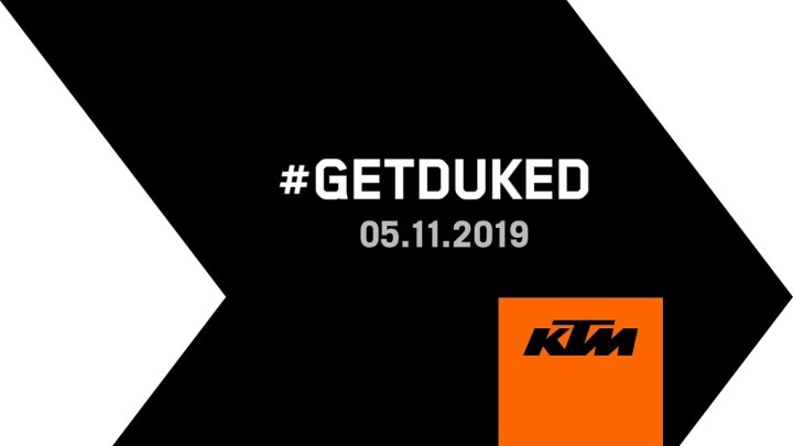 Here's another KTM 1290 Super Duke R promo