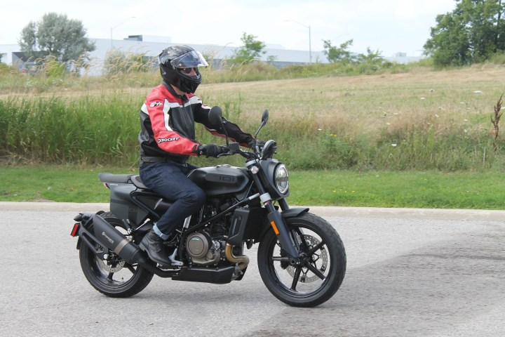 Test ride: 2019 Husqvarna Svartpilen 701