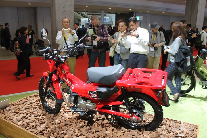 Report: The reborn Honda CT125 is actually going to happen