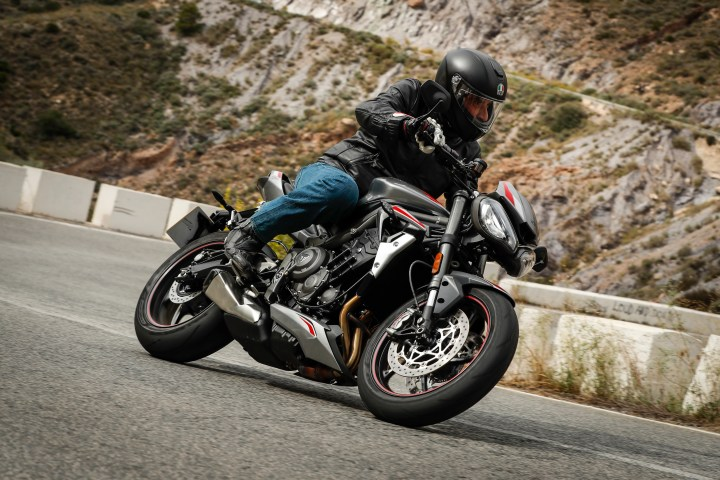 First Ride: 2020 Triumph Street Triple 765 RS