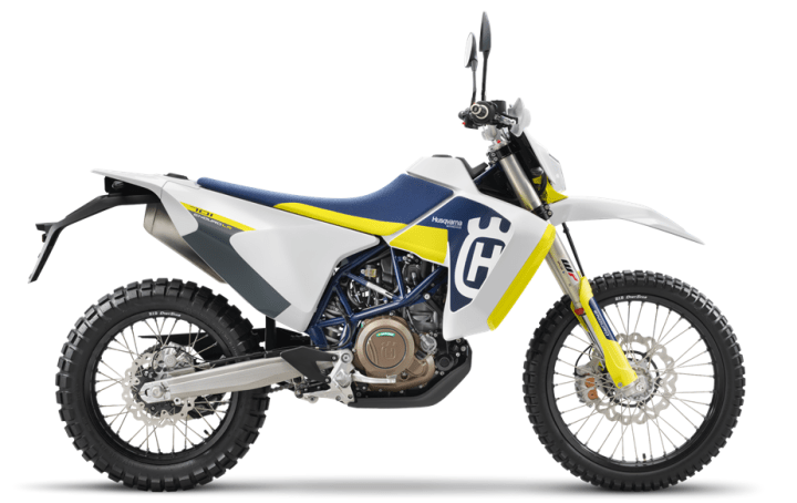 Is the Husqvarna 701 Enduro LR the lightweight ADV bike people have been asking for?