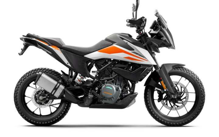 After years of waiting, here's the KTM 390 Adventure