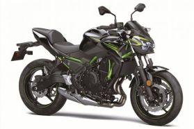 2020 Kawasaki Z650 2