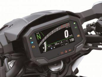 2020 Kawasaki Z650 4