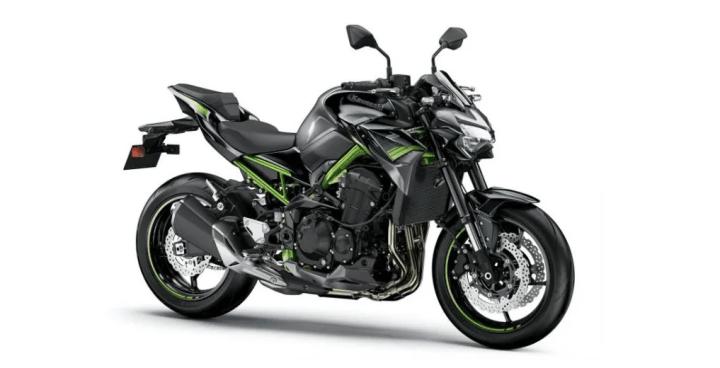 Kawasaki Z900 updated for 2020