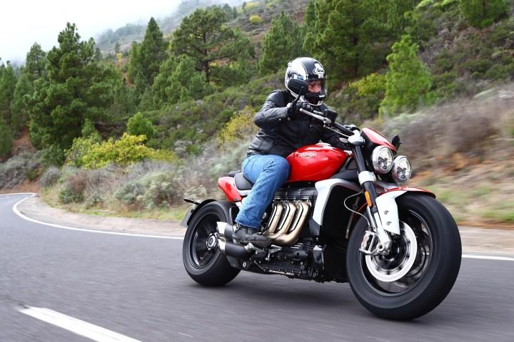 First ride: 2020 Triumph Rocket 3