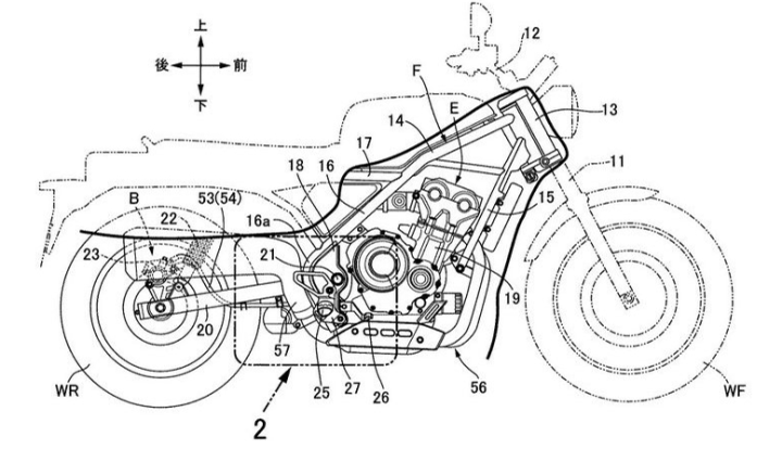Honda is building a scrambler!