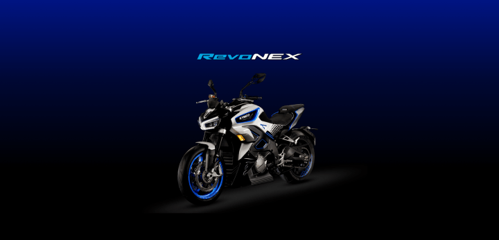 Kymco doubles down on electric bikes, with RevoNEX concept