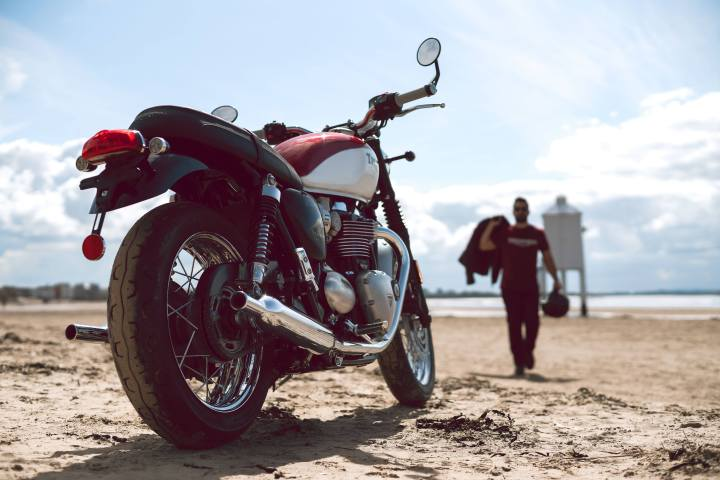 Triumph announces Bud Ekins editions of T120 and T100