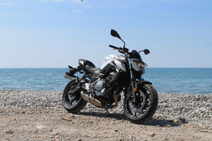 Test ride: 2019 Kawasaki Z650