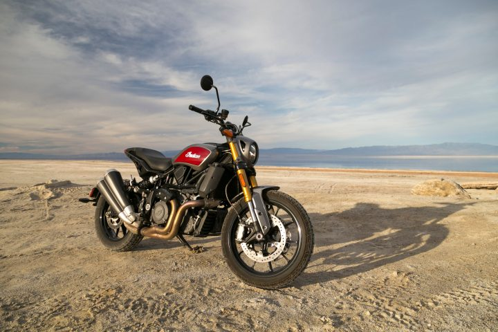 Test Ride: 2020 Indian FTR 1200 S