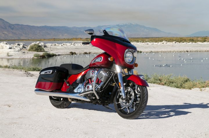 Test ride: 2020 Indian Chieftain Elite
