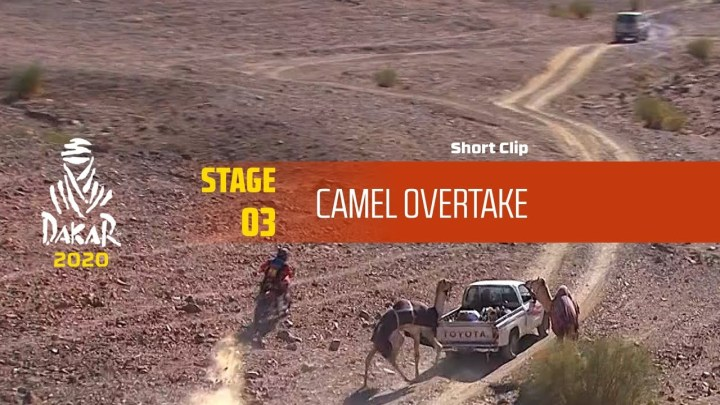 2020 Dakar Rally: Day 3
