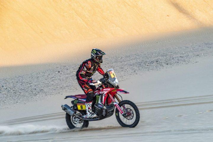 2020 Dakar Rally, Day 10