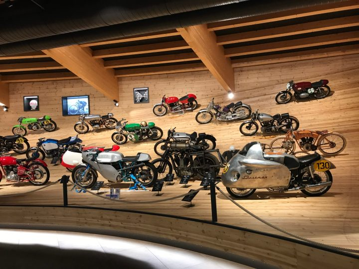 A surprise find: the Top Mountain Motorcycle Museum