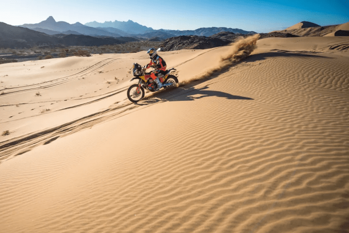 2020 Dakar Rally: Day 5