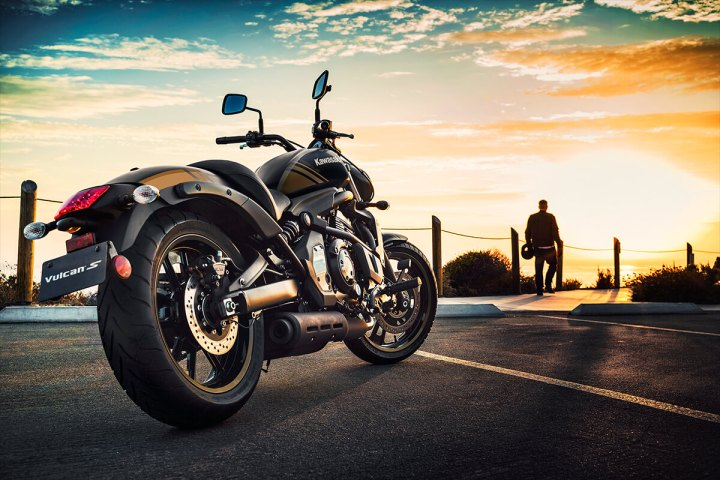 Test ride: 2020 Kawasaki Vulcan S