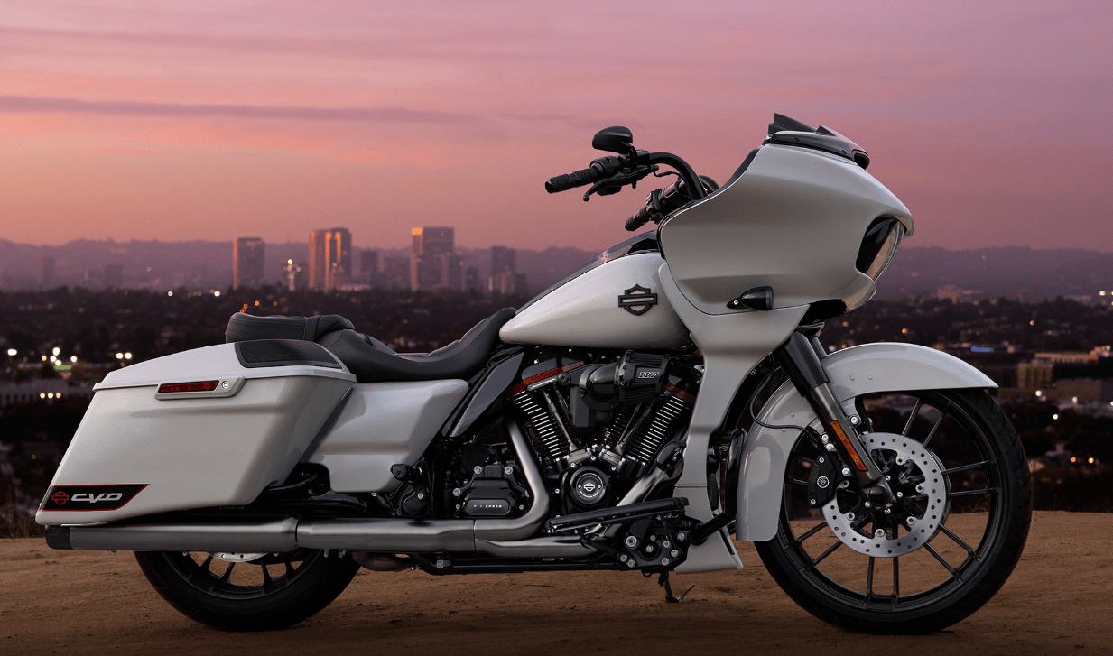Harley-Davidson announces updated CVO Road Glide, Fat Boy ...