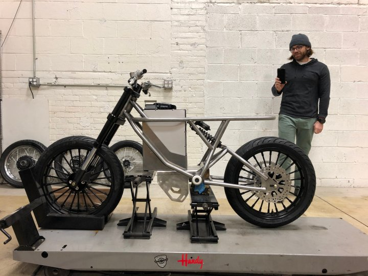 Cleveland CycleWerks releases more details of its electric bike
