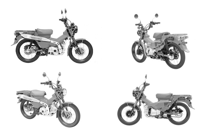 Honda's CT125 will be revealed this weekend