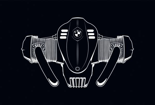 Production BMW R 18 Reveal Today