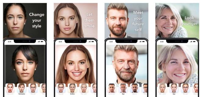 FaceApp Pro apk MOD 2021 Gratuitement Pour Android