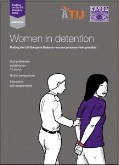 Other resources Women in detention
