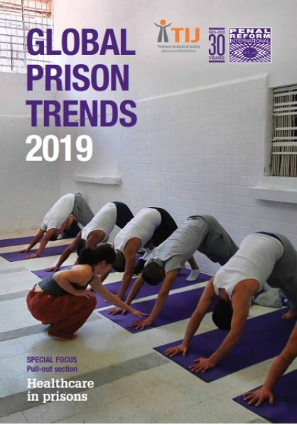 Indigenous Canadians in PRI's report, Global Prison Trends