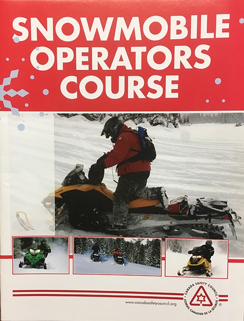 Snowmobile Student Manual