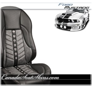 Ford Mustang Leather Seat Conversions