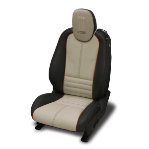 Custom Katzkin Leather Seats