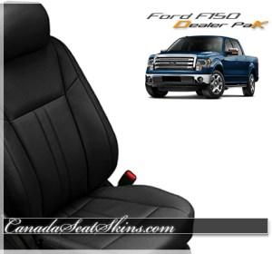 F150 Katzkin Dealer Pak Leather Seats
