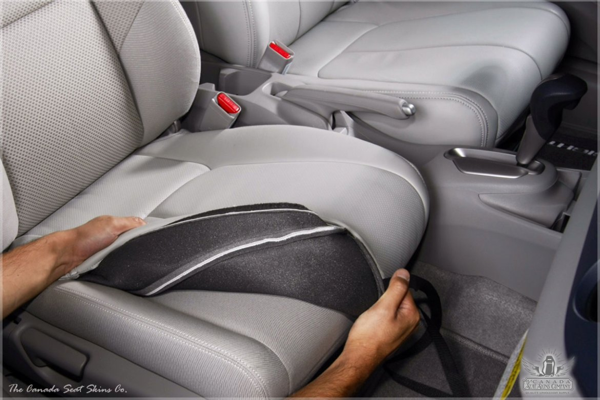 Fleet Seat Cover Distribution