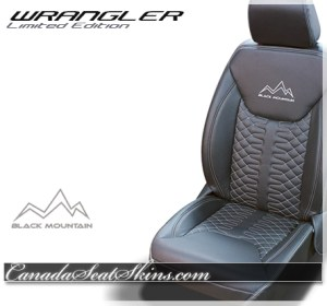 Jeep Wrangler Katzkin Leather Seats