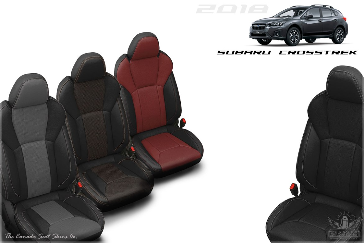 2018 Subaru Crosstrek Leather Seat Release