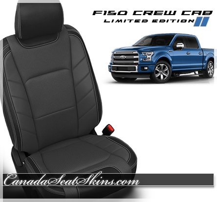 2017 F150 Custom Leather Packages