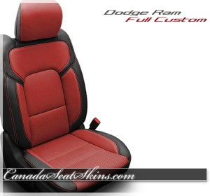 2019 Ram Custom Katzkin Leather Seats