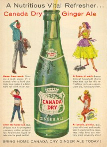 Canada Dry Refresher