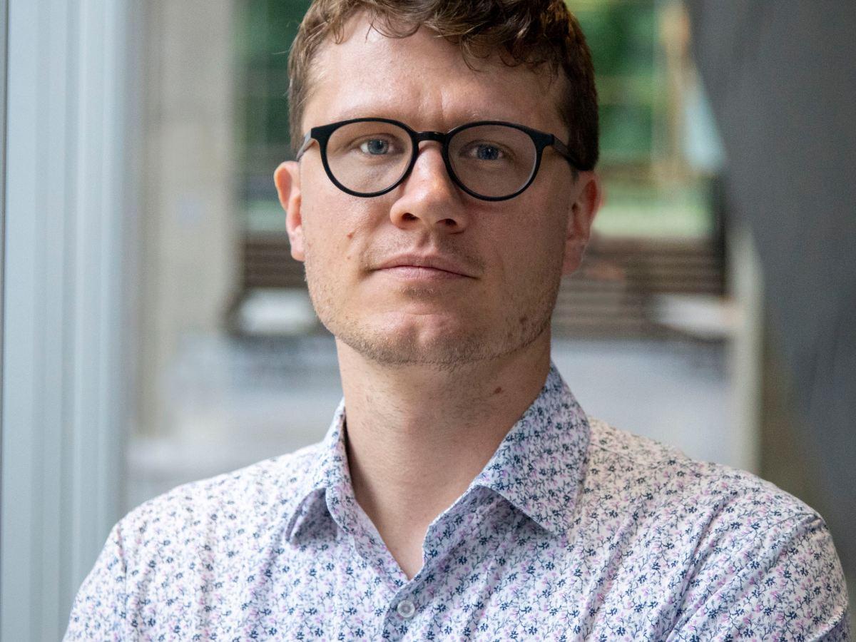 Dr. Samuel Ronfard, Assistant Professor of Psychology