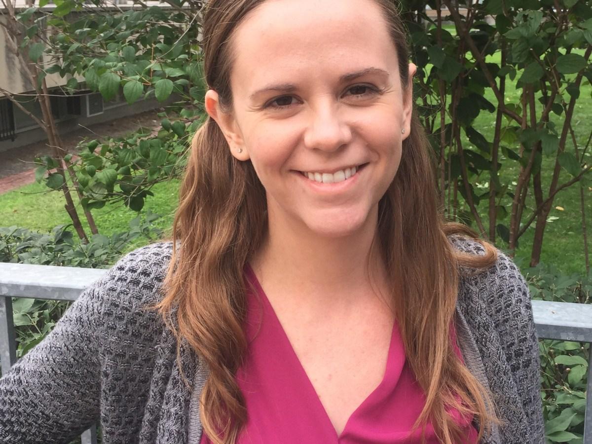 Dr. Meg Schlichting, Assistant Professor of Psychology