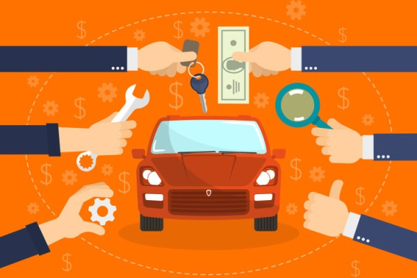 Used Car Private Reseller